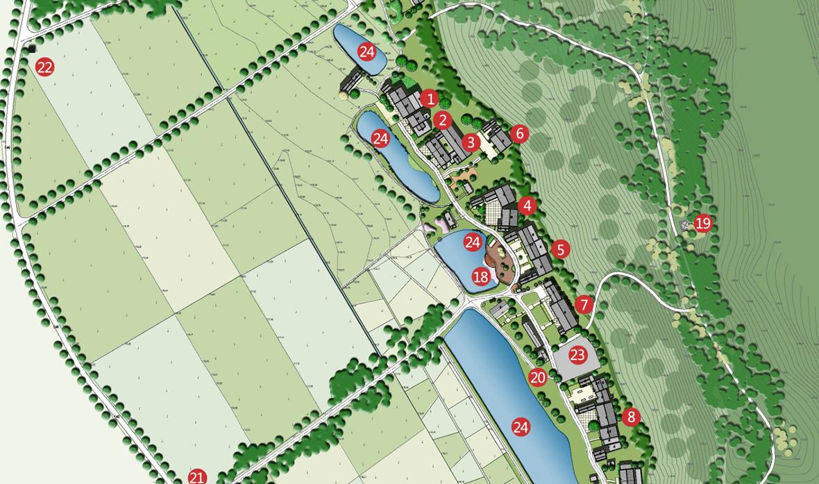 村镇规划 _服务领域_湖北省城市规划设计研究院
